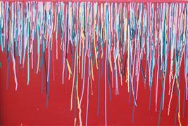 Abstract art,Non-representational art,Modern  art,acrylic painting,Sugar Time