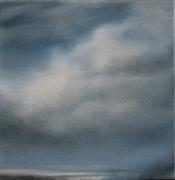 Impressionism art,Nature art,Representational art,oil painting,Cloud Study I