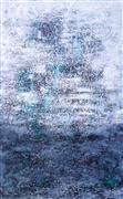Abstract art,Non-representational art,Modern  art,acrylic painting,Looking through the Glass