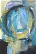 Abstract art,Expressionism art,Non-representational art,acrylic painting,Coast to Coast