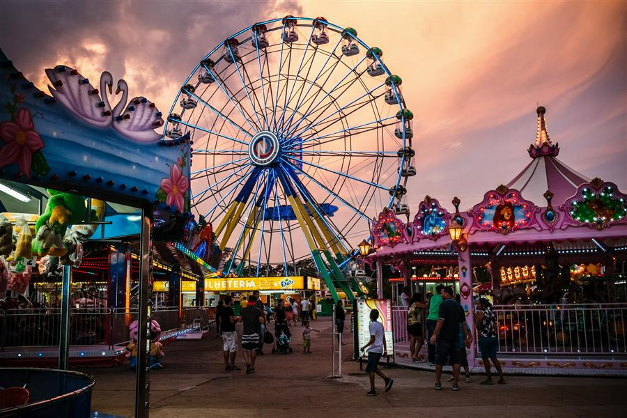 amusement park by gustavo minas photography ugallery