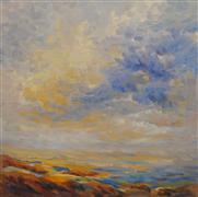Expressionism art,Impressionism art,Landscape art,Representational art,oil painting,Sensual Fusion 2