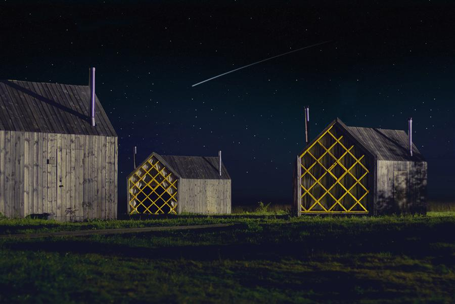 Original art for sale at UGallery.com | While Descending by Ilya Khuroshvili | $375 | photography | 36' h x 24' w | ..\art\photography-While-Descending
