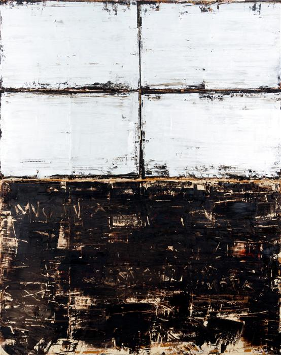 Original art for sale at UGallery.com | Untitled by JIM BLACK | $5,125 |  | 60' h x 48' w | ..\art\encaustic-artwork-Untitled