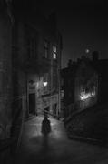Architecture art,Street Art art,Representational art,photography,Bielsko Biala – Night