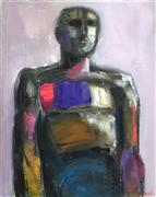 Expressionism art,People art,Representational art,Modern  art,oil painting,At the Event