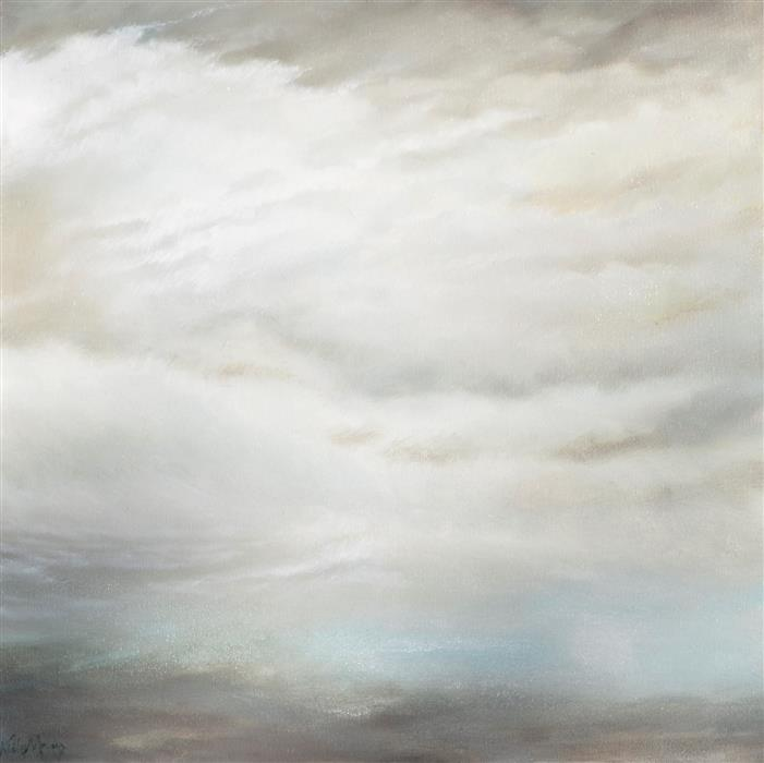 Original art for sale at UGallery.com | White Caps by KELLY MONEY | $650 |  | 24' h x 24' w | ..\art\oil-painting-White-Caps