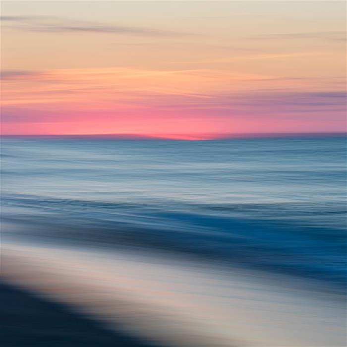 Original art for sale at UGallery.com | Race Point Sunset by Katherine Gendreau | $50 | photography | 12' h x 12' w | ..\art\photography-Race-Point-Sunset
