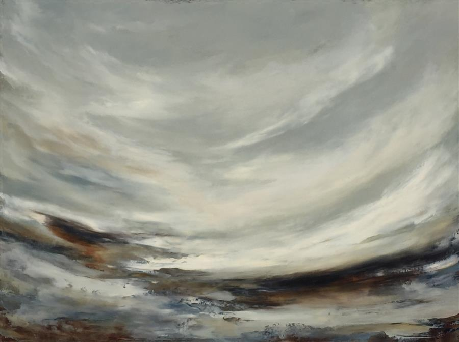 Original art for sale at UGallery.com | Perseverance by FAITH TAYLOR | $3,850 |  | 36' h x 48' w | ..\art\oil-painting-Perseverance