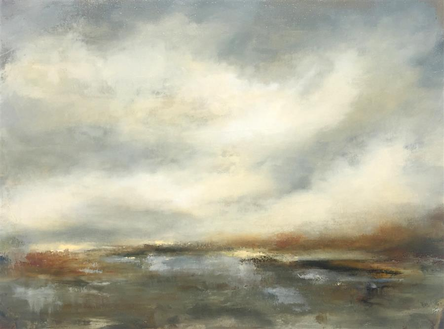 Original art for sale at UGallery.com | Room to Breathe by FAITH TAYLOR | $2,275 |  | 30' h x 40' w | ..\art\oil-painting-Room-to-Breathe