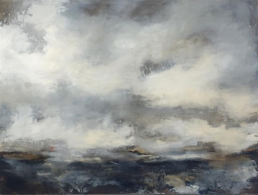 Original art for sale at UGallery.com | Courageous I by FAITH TAYLOR | $3,525 |  | 36' h x 48' w | ..\art\oil-painting-Courageous-I