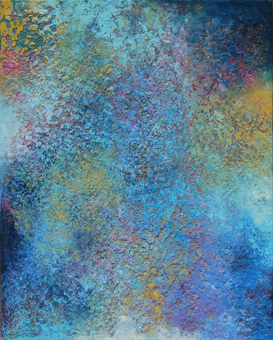 Original art for sale at UGallery.com | AL-U by JANET HAMILTON | $1,075 |  | 30' h x 24' w | ..\art\oil-painting-AL-U