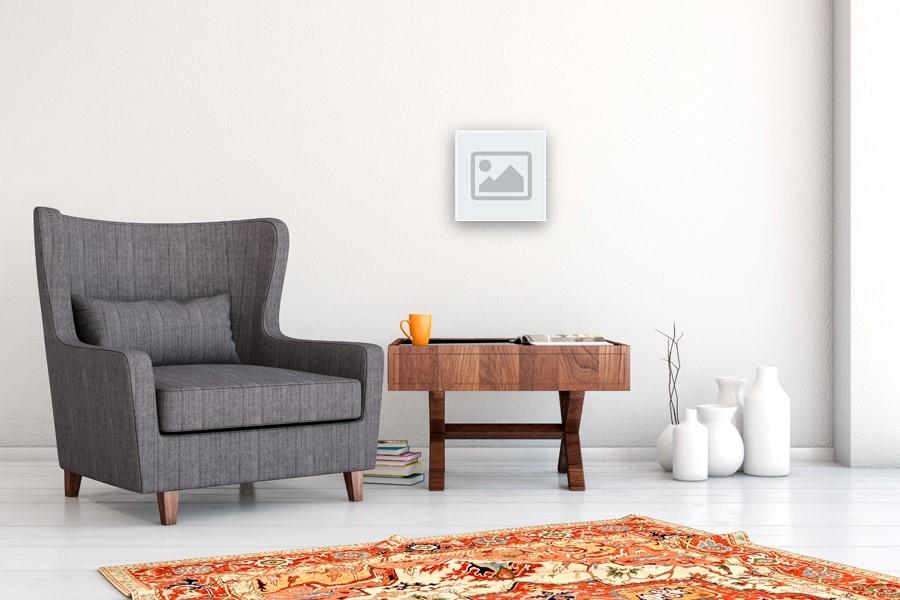 Artwork in virtual room