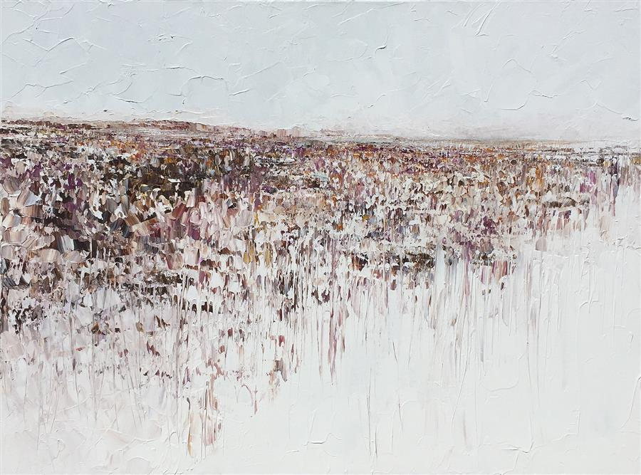 Original art for sale at UGallery.com | Trees by RUTH LAGUE | $2,800 |  | 30' h x 40' w | ..\art\acrylic-painting-Trees