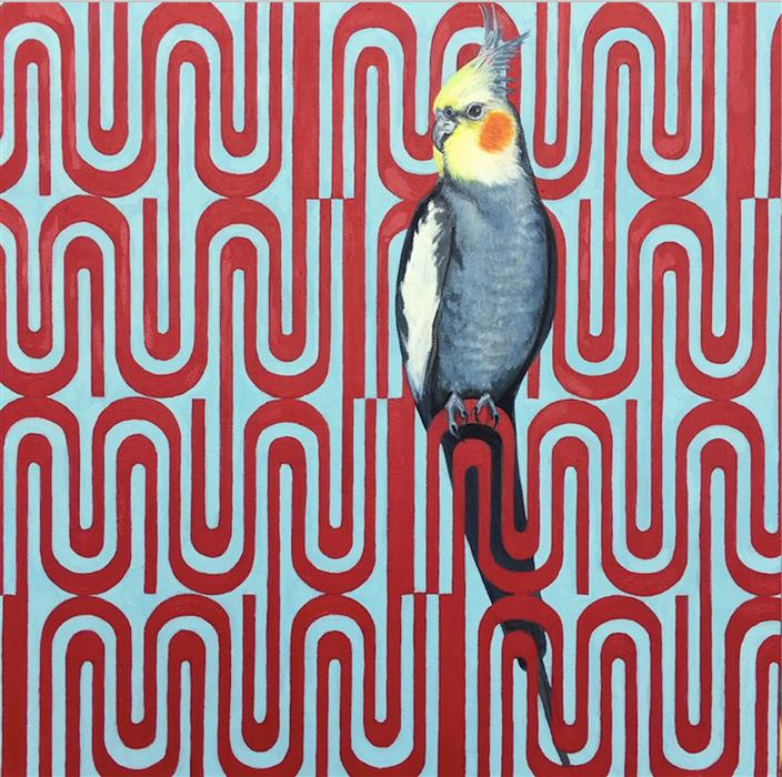 Original art for sale at UGallery.com | Sam Test JPEG by Sam Greene | $200 | oil painting | 12' h x 12' w | ..\art\oil-painting-Sam-Test-JPEG