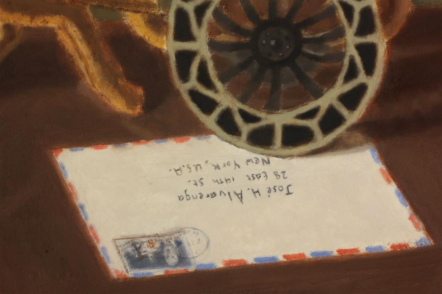 Third artwork detail image