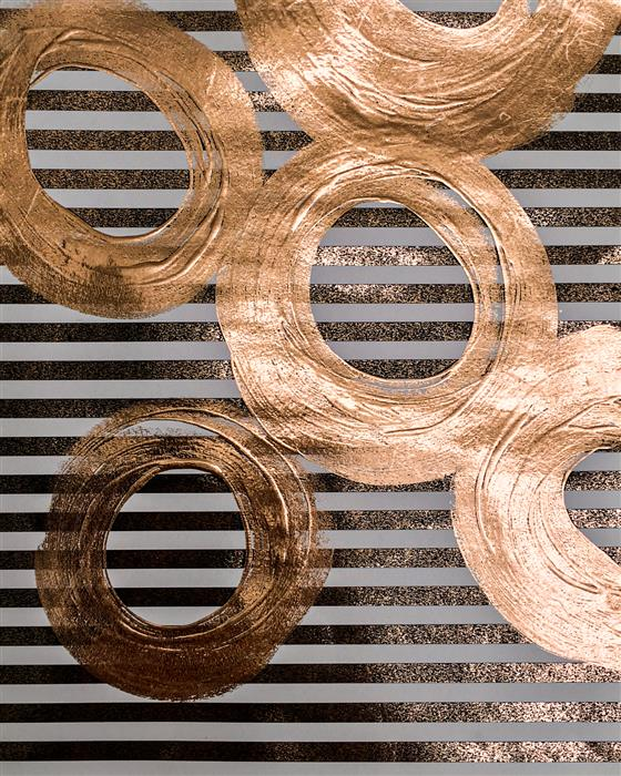 Original art for sale at UGallery.com | Turning by M. Clark | $425 | mixed media artwork | 10.5' h x 8.5' w | ..\art\mixed-media-artwork-Turning