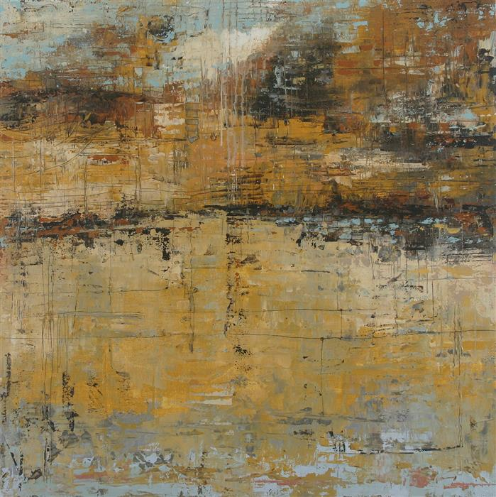 Original art for sale at UGallery.com | 10' Changes Everything by Patricia Oblack | $1,850 | acrylic painting | 24' h x 24' w | ..\art\acrylic-painting-10-Changes-Everything