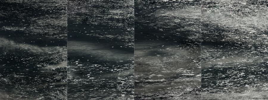 Original art for sale at UGallery.com | Water Abstract 3 by Martha Ketterer | $25 | photography | 43' h x 18' w | ..\art\photography-Water-Abstract-3
