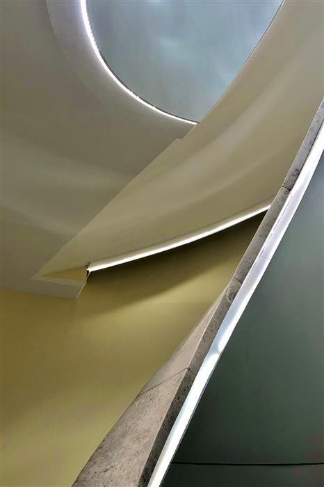 Original art for sale at UGallery.com | Oblique Ascent by Ronald Erskine | $25 | photography | 18' h x 12' w | ..\art\photography-Oblique-Ascent