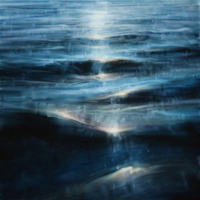 Original art for sale at UGallery.com | Reverberate by Brian Sostrom | $1,475 | acrylic painting | 20' h x 20' w | ..\art\acrylic-painting-Reverberate