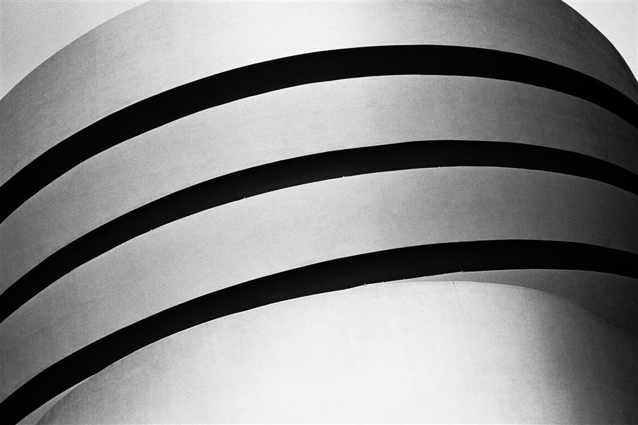 Original art for sale at UGallery.com | The Guggenheim by Adam Garelick | $25 | photography | 15' h x 10' w | ..\art\photography-The-Guggenheim