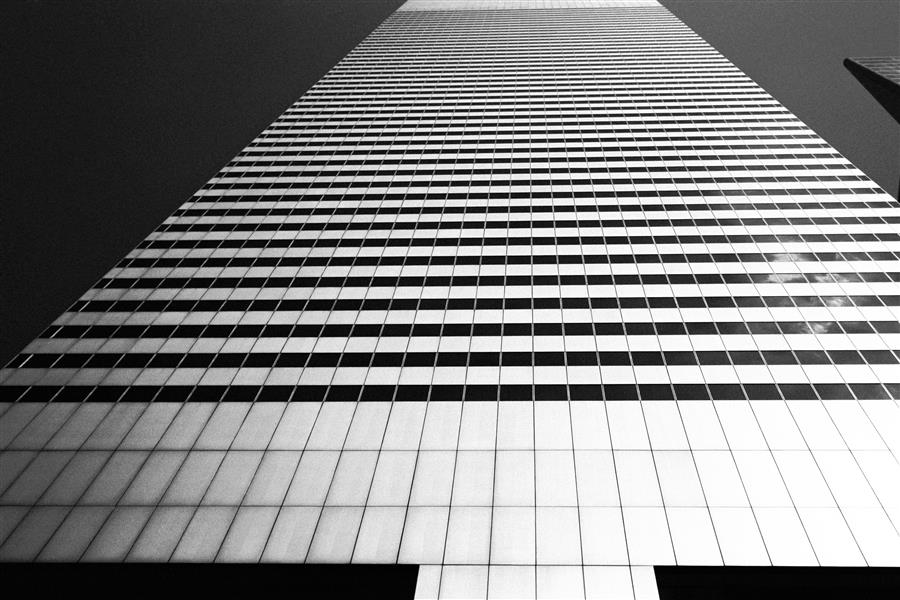 Original art for sale at UGallery.com | Citigroup Center by Adam Garelick | $50 | photography | 15' h x 10' w | ..\art\photography-Citigroup-Center