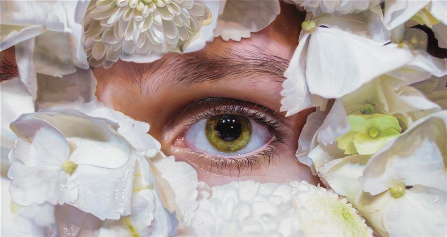 Original art for sale at UGallery.com | Amor Fati by David Shepherd | $10,425 | oil painting | 21.5' h x 40' w | ..\art\oil-painting-Amor-Fati
