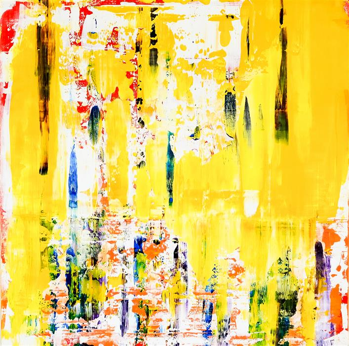 Original art for sale at UGallery.com   Breaking the Light by Juan Gabriel Peréz Botero aka JUGA   $900   acrylic painting   23.62' h x 23.62' w   ..\art\acrylic-painting-Breaking-the-Light