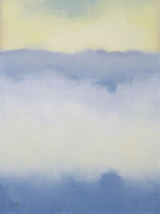 Original art for sale at UGallery.com | Early Dawn by Heidi Hybl | $950 | oil painting | 24' h x 18' w | ..\art\oil-painting-Early-Dawn