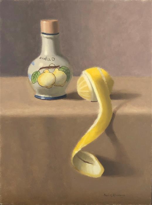 Original art for sale at UGallery.com   Ravello by Jose H. Alvarenga   $600   oil painting   12' h x 9' w   ..\art\oil-painting-Ravello
