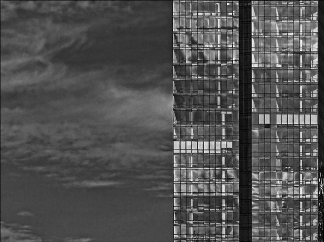 Discover Original Art by Robert Ullmann | Office Building White Plains NY photography | Art for Sale Online at UGallery