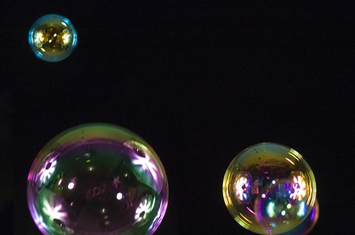 Original art for sale at UGallery.com | Bubbles 1 by MARK ELVERSON | $195 |  | ' h x ' w | \art\photography-Bubbles-1-6030