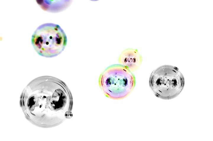 Original art for sale at UGallery.com | Bubbles 3 by MARK ELVERSON | $195 |  | ' h x ' w | \art\photography-Bubbles-3-6032