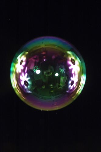 Original art for sale at UGallery.com | Bubbles 4 by MARK ELVERSON | $195 |  | ' h x ' w | \art\photography-Bubbles-4-6033