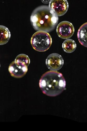 Original art for sale at UGallery.com | Bubbles 6 by MARK ELVERSON | $195 |  | ' h x ' w | \art\photography-Bubbles-6-6036