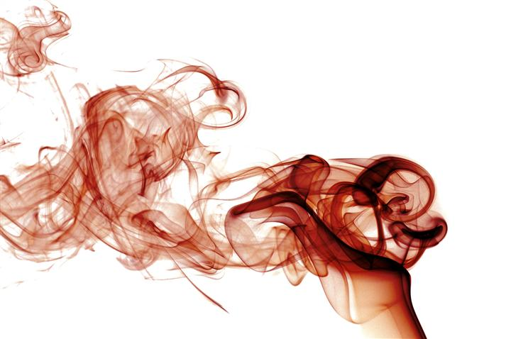 Original art for sale at UGallery.com | Smoke 15 by MARK ELVERSON | $195 |  | ' h x ' w | \art\photography-Smoke-15-5745