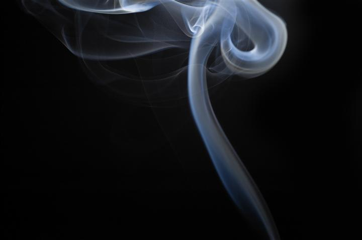 Original art for sale at UGallery.com | Smoke 10 by MARK ELVERSON | $195 |  | ' h x ' w | \art\photography-Smoke-10-5324