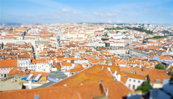 Original art for sale at UGallery.com | Lisbon, Portugal by BRYAN SOLARSKI | $145 |  | ' h x ' w | \art\photography-Lisbon-Portugal-208327