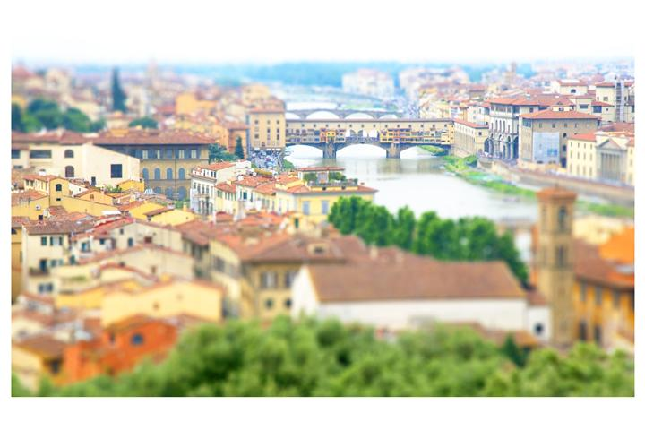 Original art for sale at UGallery.com | Ponte Vecchio, Florence by BRYAN SOLARSKI | $145 |  | ' h x ' w | \art\photography-Ponte-Vecchio-Florence