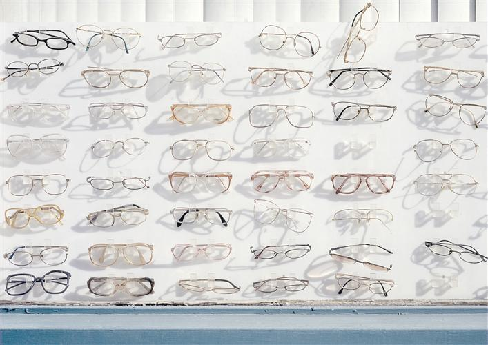 Original art for sale at UGallery.com | Optometrists Shop by MARK YAGGIE | $210 |  | ' h x ' w | \art\photography-Optometrists-Shop
