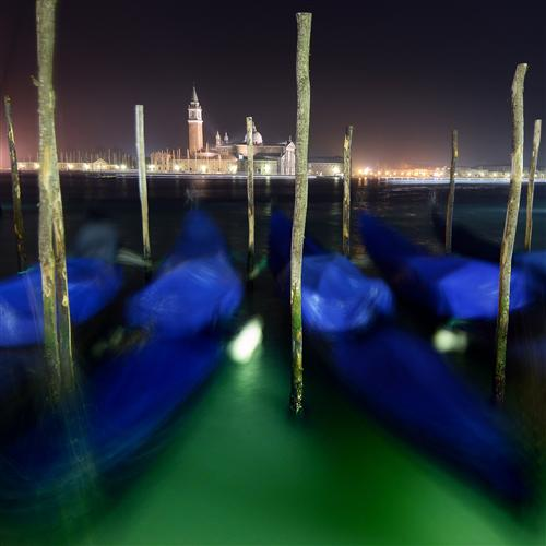 Discover Original Art by Etienne Roudaut | Green Venetian photography | Art for Sale Online at UGallery