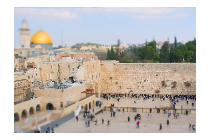 Original art for sale at UGallery.com | The Western Wall, Israel by BRYAN SOLARSKI | $145 |  | ' h x ' w | \art\photography-The-Western-Wall-Israel