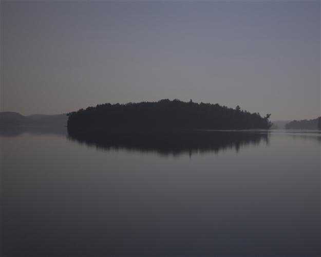 Original art for sale at UGallery.com | Lake At Night by KATHLEEN FINLAY | $270 |  | ' h x ' w | \art\photography-Lake-At-Night