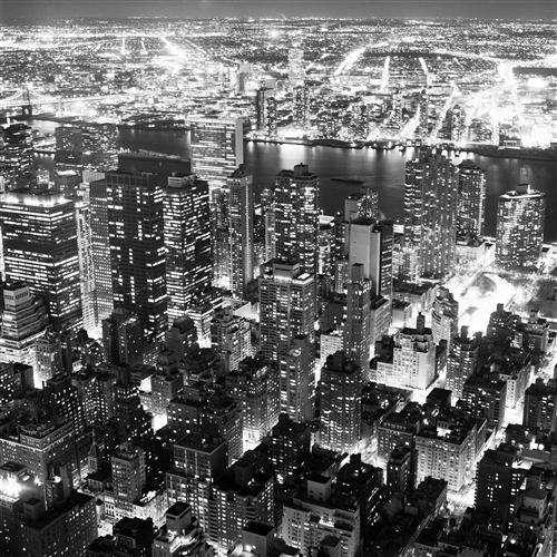 Original art for sale at UGallery.com | Manhattan from Above by ADAM GARELICK | $185 |  | ' h x ' w | \art\photography-Manhattan-from-Above