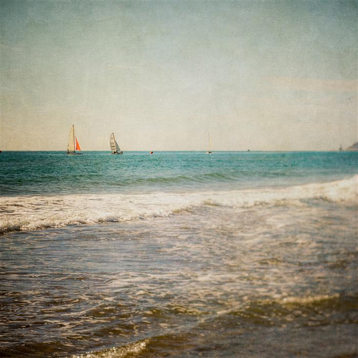 Original art for sale at UGallery.com | Sailing Time by JOANNA PECHMANN | $185 |  | ' h x ' w | \art\photography-Sailing-Time