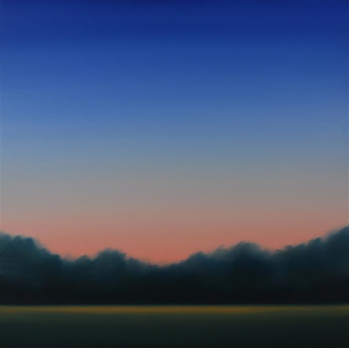 Discover Original Art by John Diehl | Clearing 470 oil painting | Art for Sale Online at UGallery