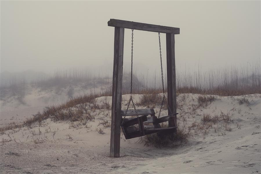 Original art for sale at UGallery.com | Abandonment by ANNA WILLIAMS | $195 |  | ' h x ' w | \art\photography-Abandonment