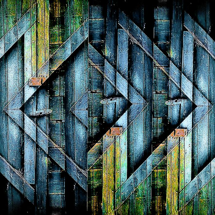 Original art for sale at UGallery.com | Blue Optic by GREGG OTTESON | $225 |  | ' h x ' w | \art\photography-Blue-Optic