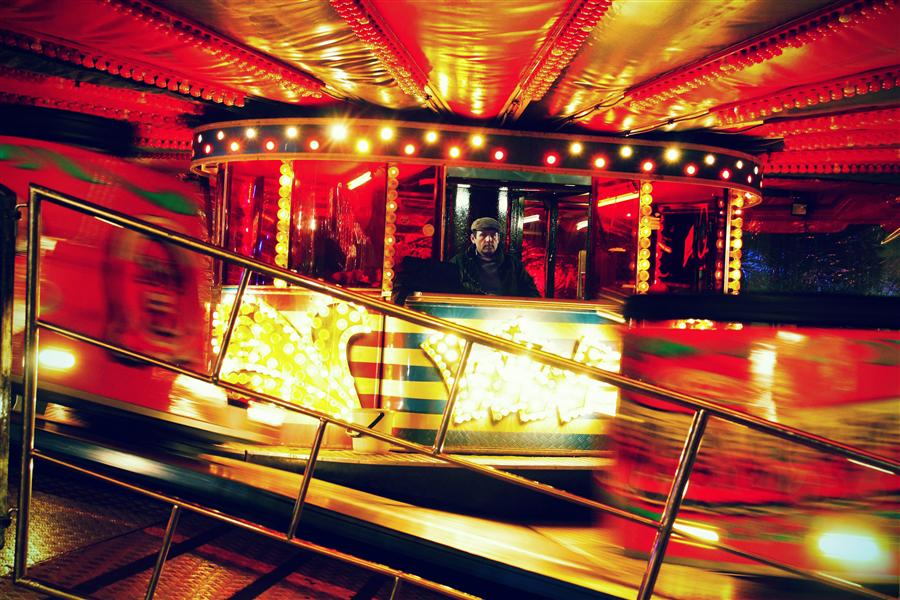 Discover Original Art by Dmitry Stepanenko | Merry-Go-Round photography | Art for Sale Online at UGallery